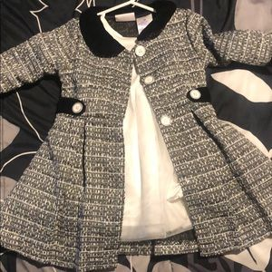 Other - Baby girls holiday dress
